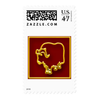 Year of the Ox - 2009 Postage