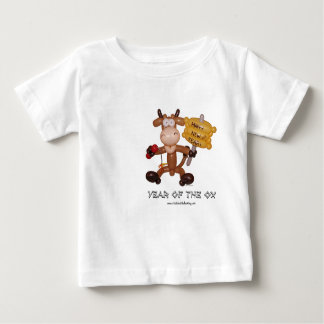 Year of the Ox Baby T-Shirt