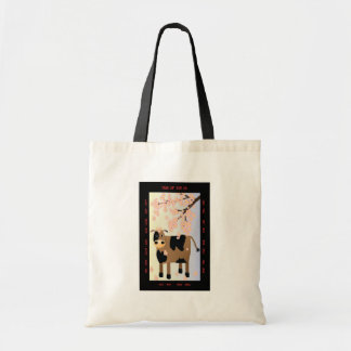 Year of the Ox Budget Tote Bag