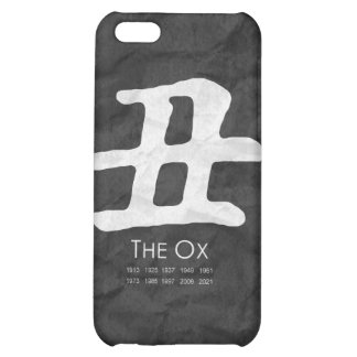 Year of the Ox Case For iPhone 5C