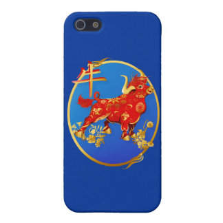 Year Of The Ox Cases For iPhone 5