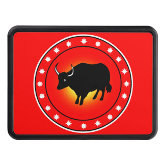 Year of the Ox Hitch Cover