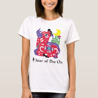Year of The Ox T-Shirt & Gifts