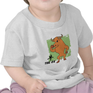 Year of The Ox T-Shirt Tshirt