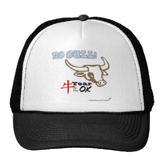 Year of the Ox vAdult Trucker Hat