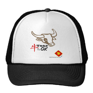 Year of the Ox vNB Hats