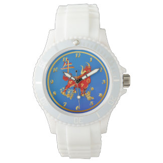 Year Of The Ox Wristwatches