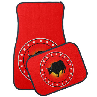 Year of the Ox Car Mat