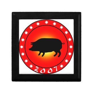 Year of the Pig 2007 Gift Boxes