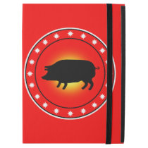 "Year of the Pig iPad Pro 12.9"" Case"