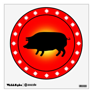 Year of the Pig Wall Skins