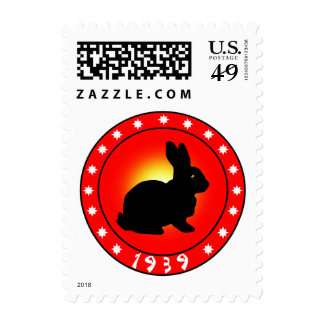 Year of the Rabbit 1939 Postage Stamps