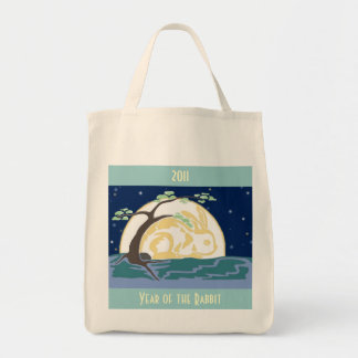 Year of the Rabbit, 2011 Canvas Bags