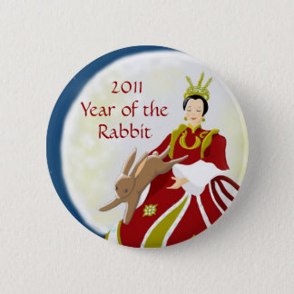Year of the Rabbit 2011 Button