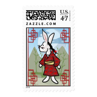 Year of the Rabbit 2011 Postage Stamp