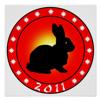 Year of the Rabbit 2011 Posters