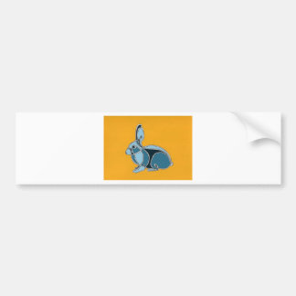 Year of the Rabbit Bumper Stickers