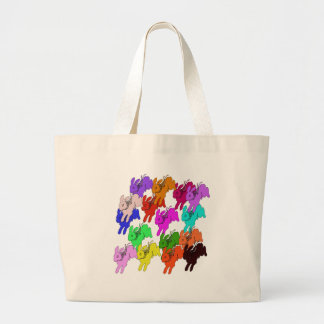 Year of the Rabbit Canvas Bags
