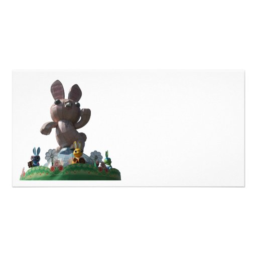 Year of the rabbit, Chinese New Year Picture Card
