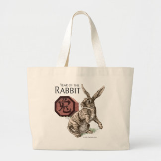 Year of the Rabbit Chinese Zodiac Astrology Bags