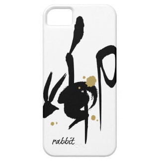 Year of the Rabbit - Chinese Zodiac iPhone SE/5/5s Case