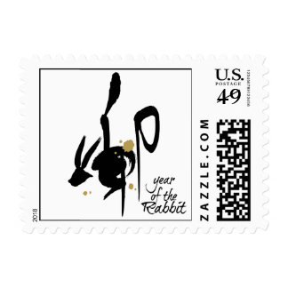 Year of the Rabbit - Chinese Zodiac Postage