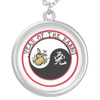 Year of the Rabbit Circle Jewelry