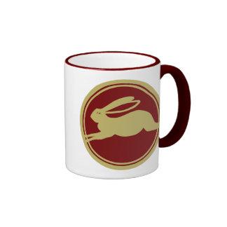Year of the Rabbit Coffee Mugs