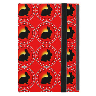 Year of the Rabbit Covers For iPad Mini