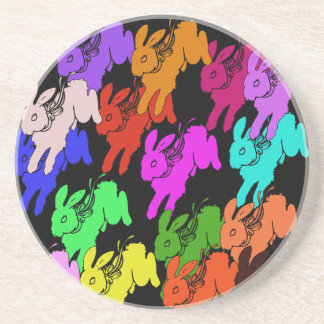 Year of the Rabbit Drink Coaster