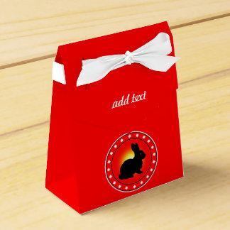 Year of the Rabbit Favor Box