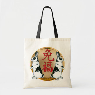 Year of the Rabbit-Good Luck Tote Bag