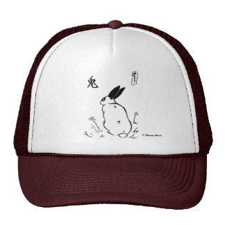 Year of the Rabbit Trucker Hat