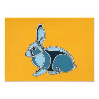 Year of the Rabbit Invitation