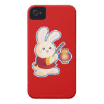 Year of the Rabbit iPhone 4 Case