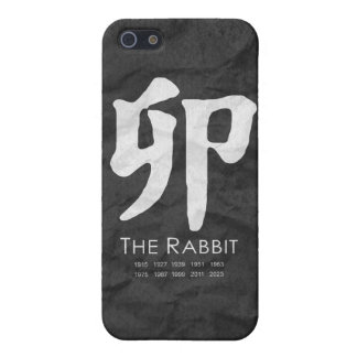 Year of the Rabbit iPhone 5 Cover
