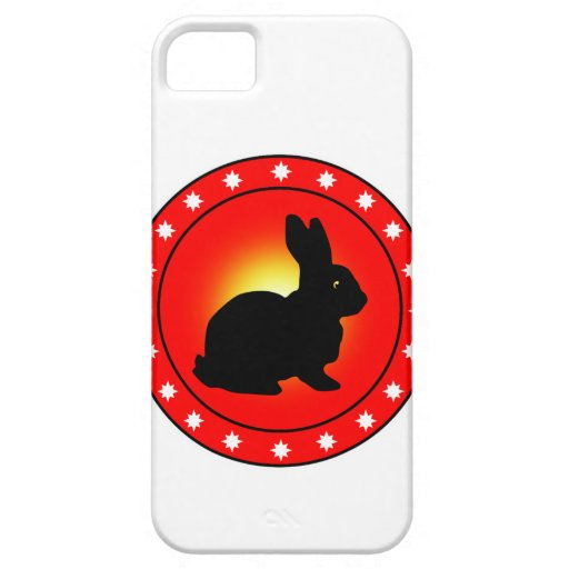 Year of the Rabbit iPhone 5 Covers
