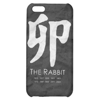 Year of the Rabbit iPhone 5C Covers