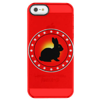 Year of the Rabbit Uncommon Clearly™ Deflector iPhone 5 Case