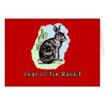 Year of the Rabbit Pastel Tshirt, Mug, Card, Gift