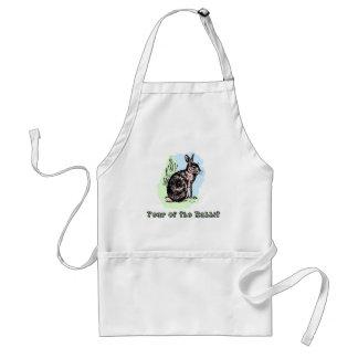 Year of the Rabbit Pastel Tshirt, Mug, Card, Gift Adult Apron
