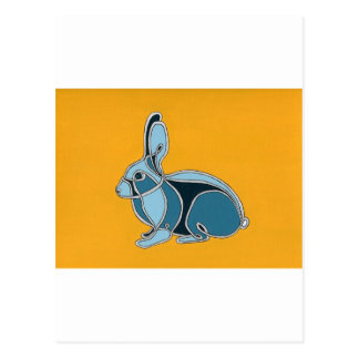 Year of the Rabbit Post Card