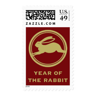 Year of the Rabbit Postage