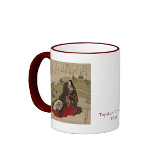 Year of the Rabbit Ringer Mug