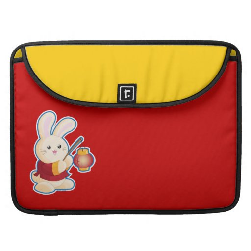 Year of the Rabbit Sleeve For MacBooks