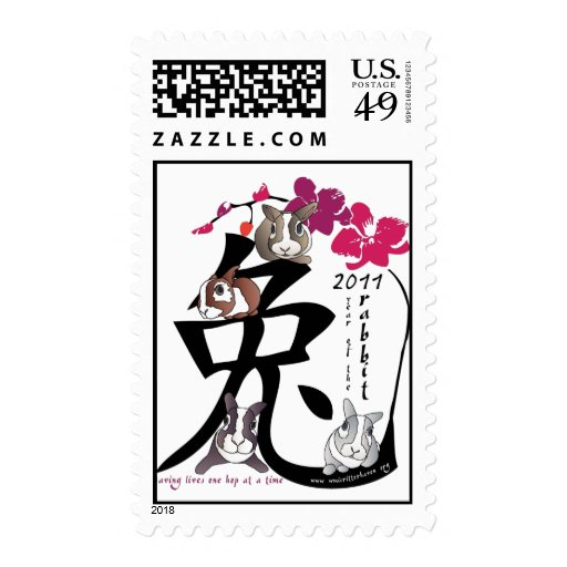 Year of the Rabbit Stamps