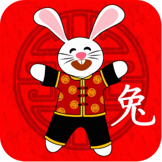 Year of the Rabbit Statuette