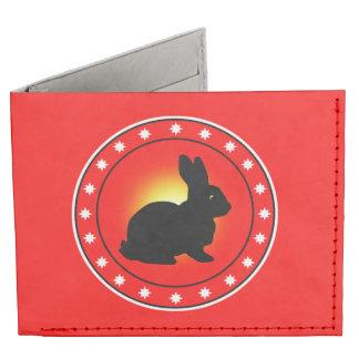 Year of the Rabbit Tyvek Wallet