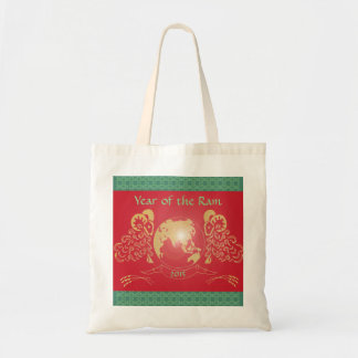 Year of the Ram 2015 Tote Bag