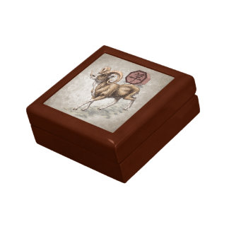 Year of the Ram Chinese Zodiac Animal Gift Boxes